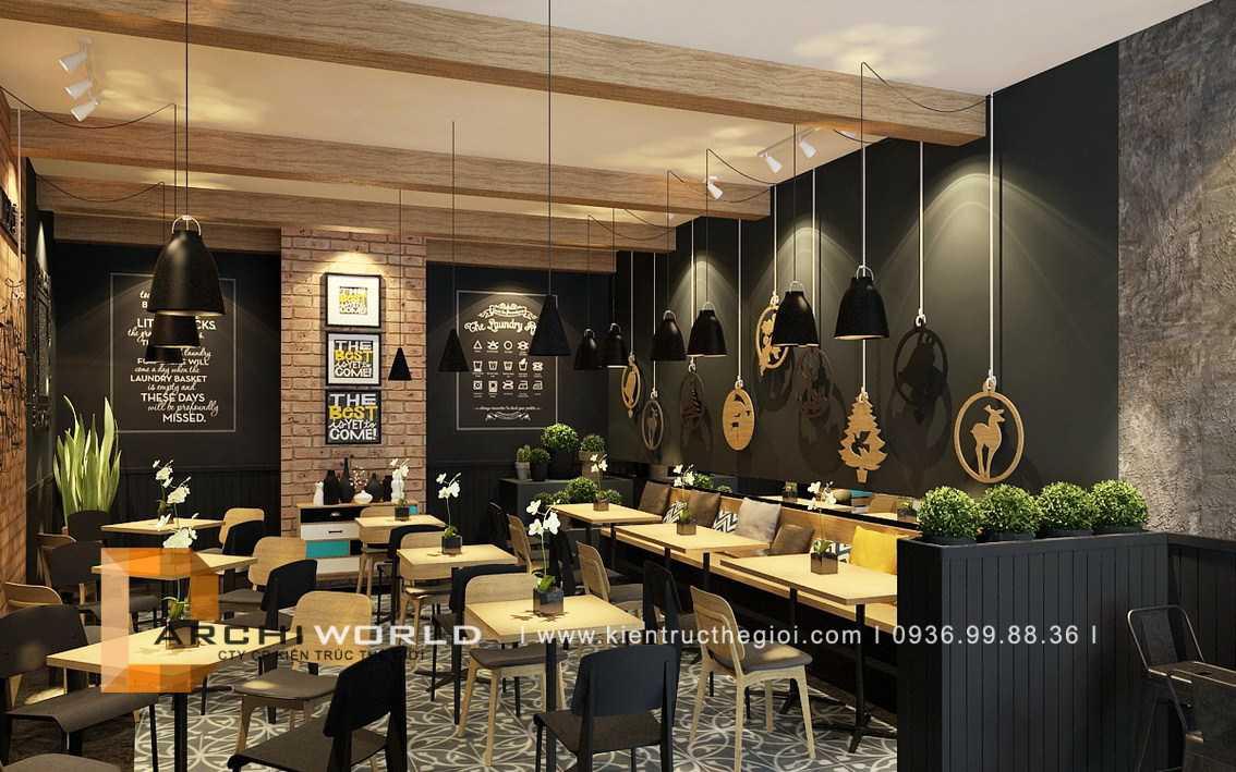 Thiết kế quán cafe đẹp. Ảnh 3