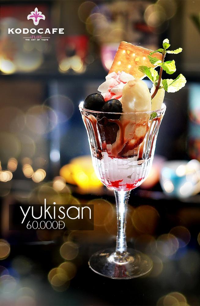 Thưởng thức các đồ uống và kem mới lạ thơm ngon ở hệ thống Kodo Cafe. Ảnh 7