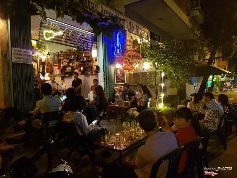 Quán cafe acoustic 1967