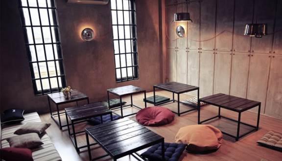 Quán cafe acoustic Tôn cafe 1