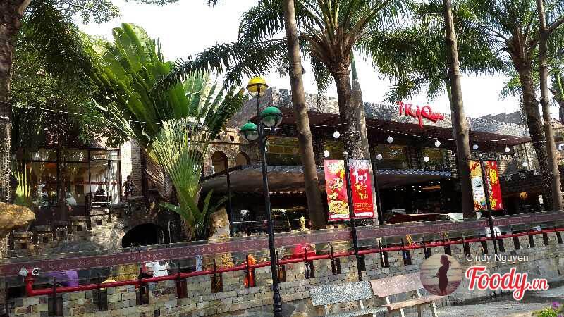 Những quán cafe đẹp ở các quận trung tâm Sài Gòn. Ảnh 22