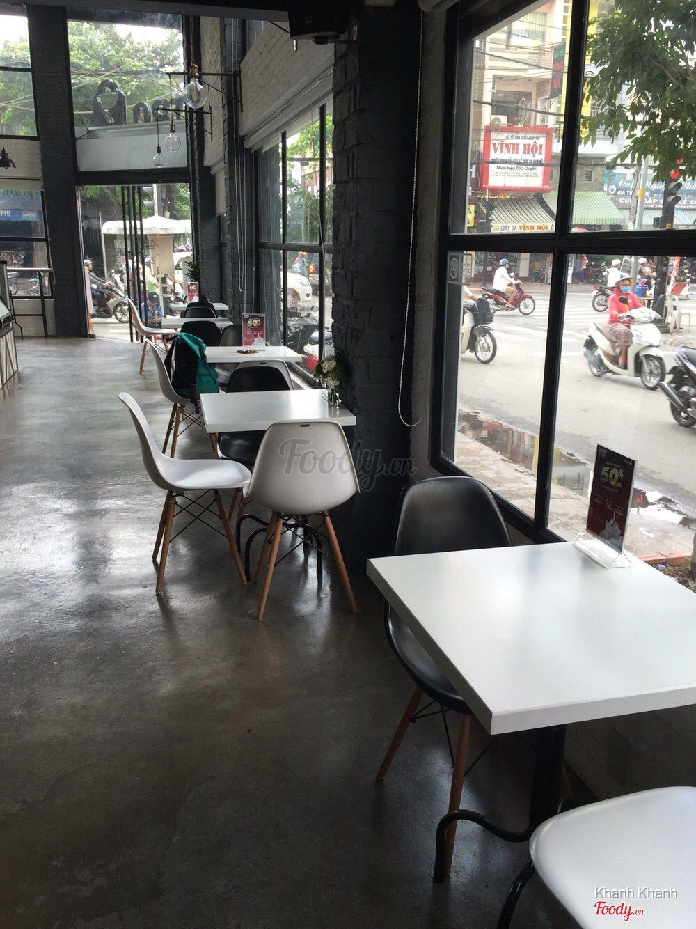 Những quán cafe đẹp ở các quận trung tâm Sài Gòn. Ảnh 14