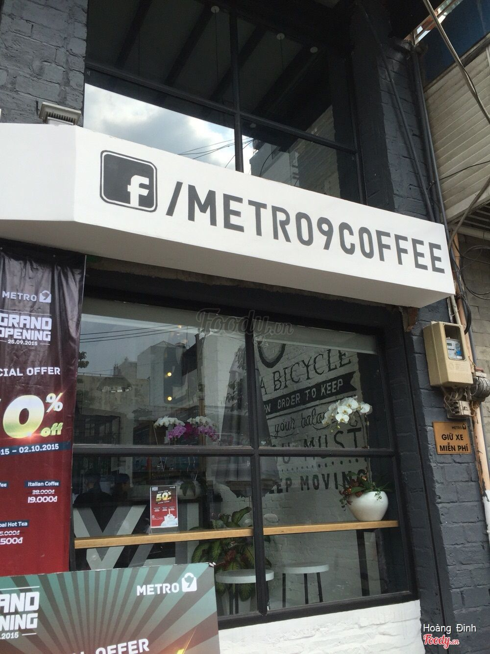 Những quán cafe đẹp ở các quận trung tâm Sài Gòn. Ảnh 13