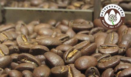 Cà phê Arabica nguyên chất rang mộc