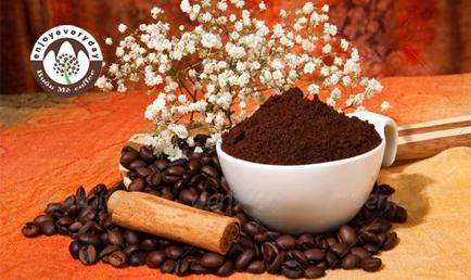 cà phê bột nguyên chất robusta đắk lắk